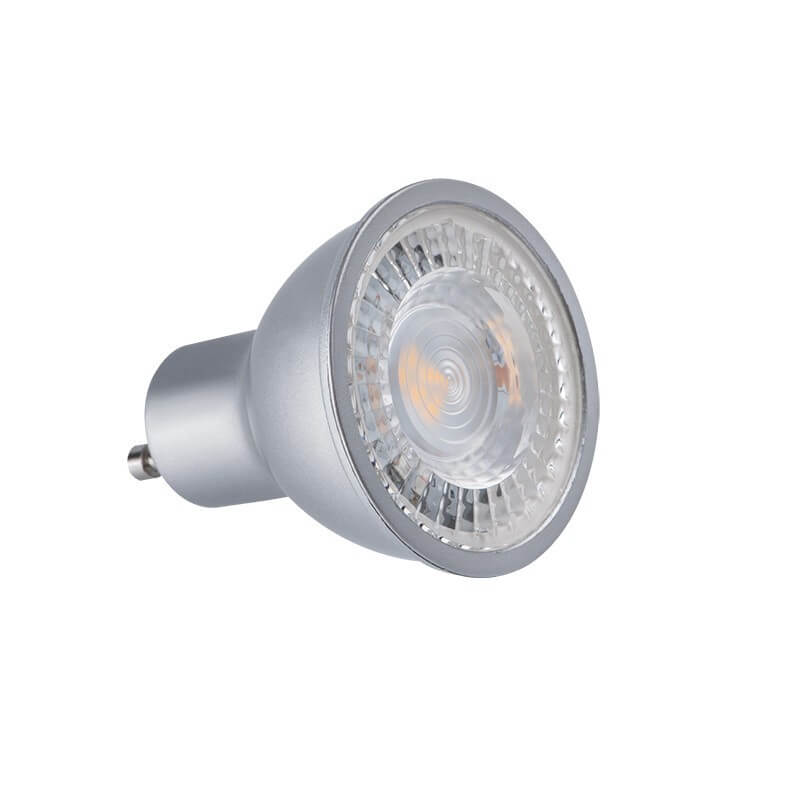 LED lemputė PRO GU10 LED 7W-WW