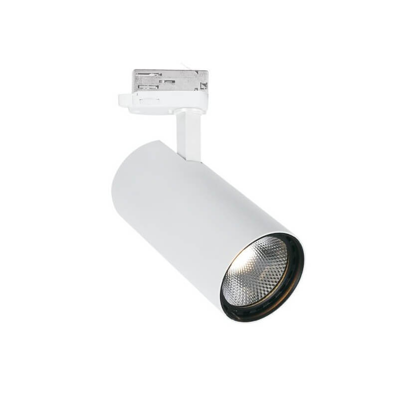 3PH ŠVIESTUVAS NESTOR 10W LED WHITE