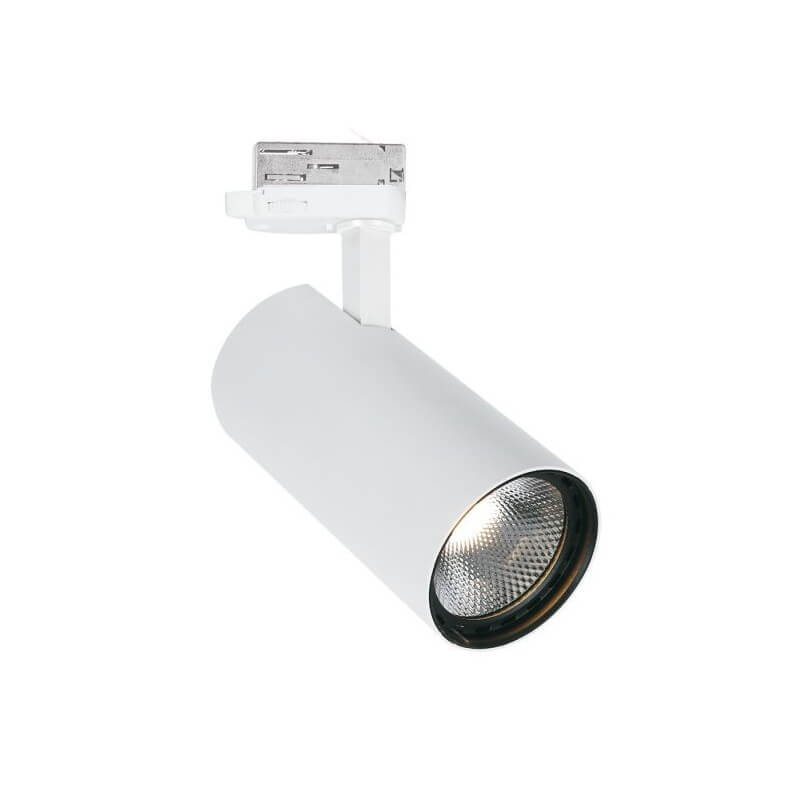 3PH ŠVIESTUVAS NESTOR 30W LED WHITE