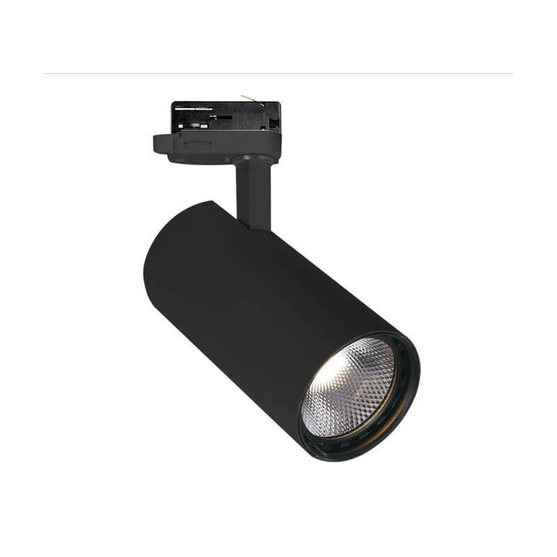 3PH ŠVIESTUVAS NESTOR 15W LED BLACK