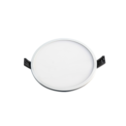 LED panelė 16W SLIM, apvali IP44