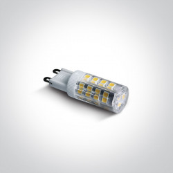Lemputė dimeriujama G9 SMD LED 3,5W One Light 7103ALGD/W