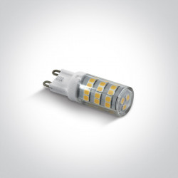 Lemputė dimeriujama G9 SMD LED 3W One Light 7103ALGT/W