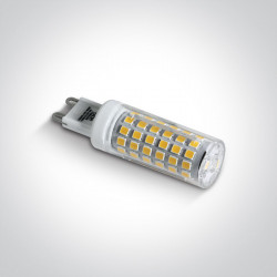 Lemputė G9 SMD LED 9W One Light 7109ALG/W