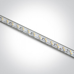 LED juostelė One Light DOUBLE SMD 230V 13W/m IP65, 30 metrų 7862/C