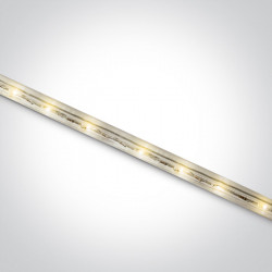 LED JUOSTELĖ FESTIVE LIGHT GOLD HERMETIŠKA 3,4W/m IP66 50m 7868/D