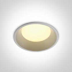 WHITE LED 9w CW IP20 230V DARK LIGHT