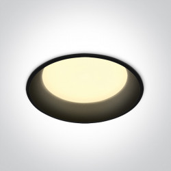 BLACK LED 22w WW IP20 230V DARK LIGHT