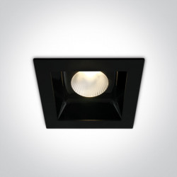 BLACK COB LED 20W WW 30deg 230V