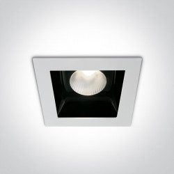 WHITE COB LED 20W CW 30deg 230V