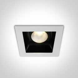 WHITE COB LED 20W WW 30deg 230V