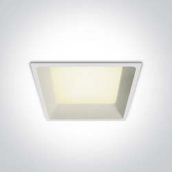 WHITE LED 22w CW IP20 230V DARK LIGHT