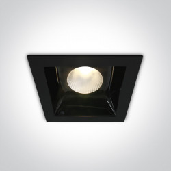 BLACK COB LED 30W WW 30deg 230V