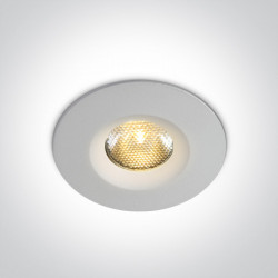 WHITE COB LED WW 3W 700mA IP65, ONE Light