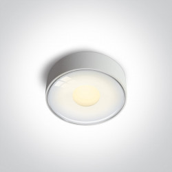 Šviestuvas lubinis ONE Light LED 6W 67484/W/W